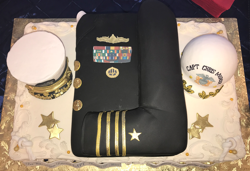 Retirement And Promotions Michelle S Cakes
